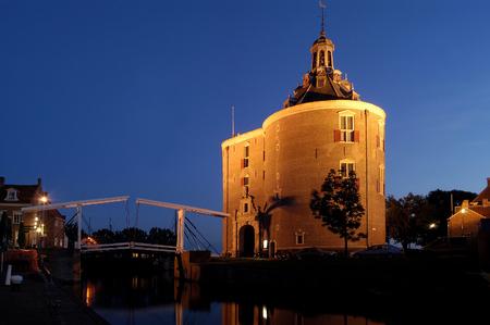 Tower, Enkhuizen, Netherlands, Holland
