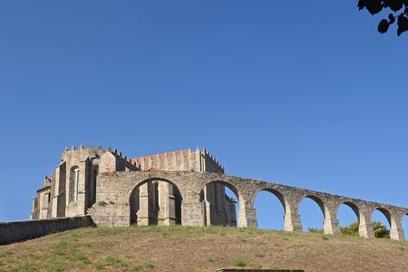 conde: Aqueduct, Vila do Conde, Douro Region, Northern Portugal