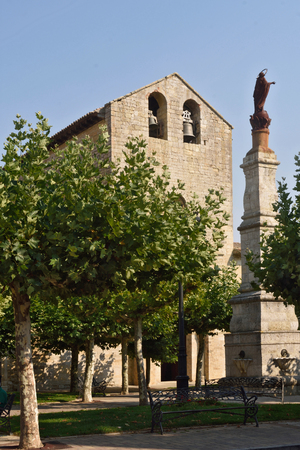 Romanesque church of Santa Maria, Carrion de los Condes, Spain