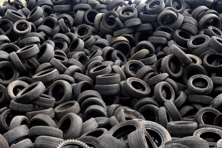 sidewall: recycling tires