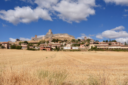 village of Atienza, Guadalajara province, Spain