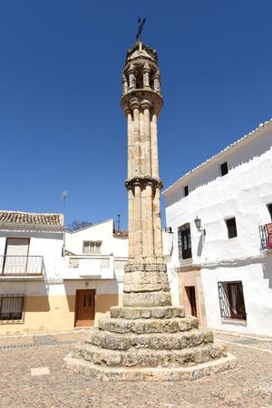Rollo de Justicia, Ocana, Toledo province, Castile-La Mancha, Spain
