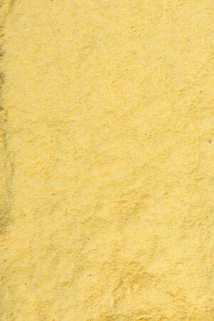 texture of corn flour