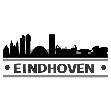 Eindhoven Holandia Europa Szablon Icon.le