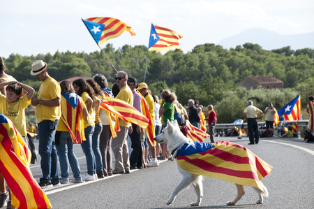 longing: freedom for Catalonia Editorial