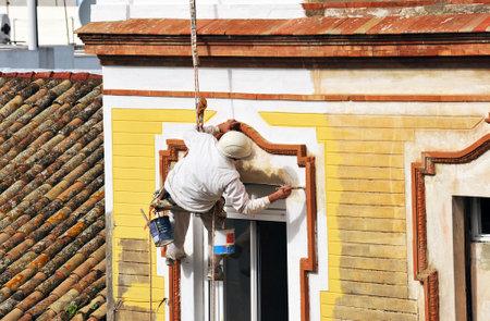 Risk Work, facades painter