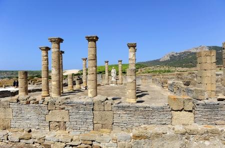 archaeological site: Archaeological site of Baelo Claudia, Tarifa, Spain