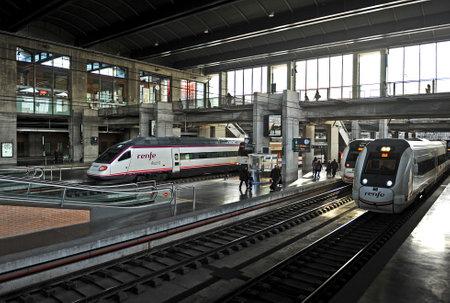 estacion de tren: Estaci�n de C�rdoba, Andaluc�a, Espa�a