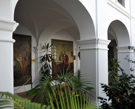 Monasterio de la R�bida, Huelva, Espa�a photo