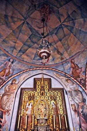 Capilla de Nuestra Seora de los Milagros, Monasterio de la R�bida, Huelva