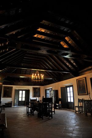 El monasterio de La R�bida, Huelva, Espa�a