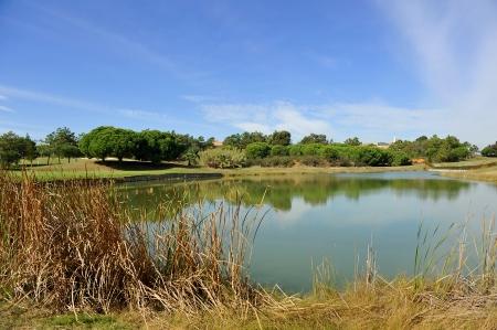 huelva: Golf Club, Islantilla, Huelva Province, Andalusia, Spain