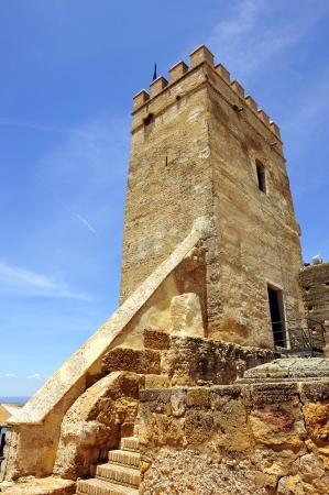 donjon: Alcazar, donjon, city of Carmona, Seville province, Andalusia, Spain