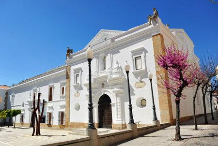autonomic: Parliament Building, Asamblea de Extremadura, Merida, Extremadura, Spain Editorial