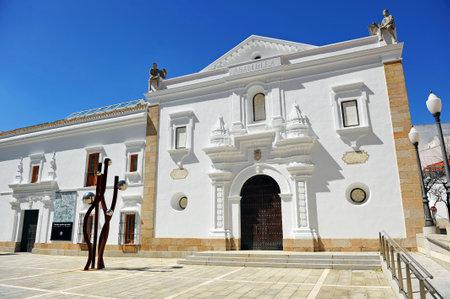 autonomic: Palazzo del Parlamento, Asamblea de Extremadura, Merida, Extremadura, Spagna