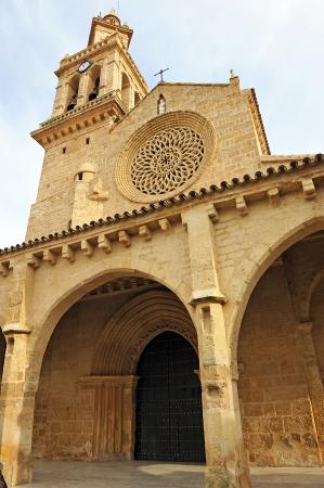 lorenzo: Church of San Lorenzo, Cordoba, Andalusia, Spain
