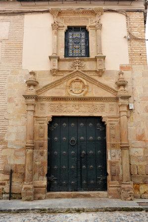 almagro: House of the Prior of St  Bartholomew, Almagro, province of Ciudad Real, Castilla La Mancha, Spain