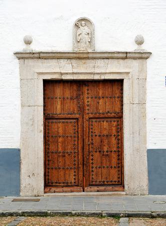 almagro: Monastery of the Concepcion Bernarda, Almagro, province of Ciudad Real, Castilla La Mancha, Spain