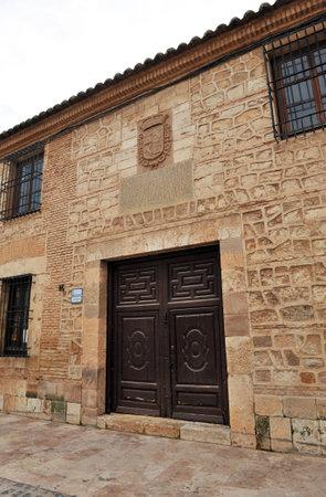 almagro: Posito, old storehouse, Almagro, province of Ciudad Real, Castilla La Mancha, Spain