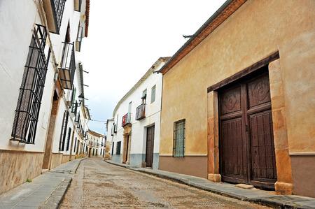 almagro: Street, Almagro, province of Ciudad Real, Castilla La Mancha, Spain