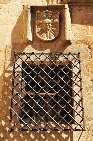 monumental: The sun palace, Monumental city of Caceres, Extremadura, Spain