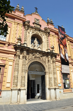 fine arts: Museum of Fine Arts in Seville, cultural tourism, Andalusia, Spain
