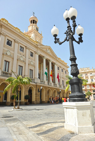 Town Council of Cadiz, municipality, Andalusia, Spain