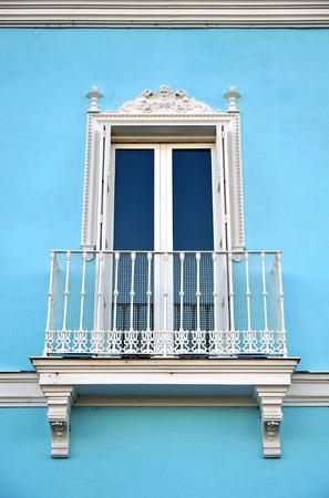 Fachada De Una Casa Tpica Andaluza Andaluca Espaa Fotos