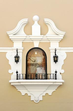retablo: Retablo religiosa en la calle, la provincia de Ronda, M�laga, Andaluc�a, Espa�a Foto de archivo