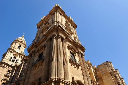 edificación: Catedral de M�laga, arquitectura barroca, Andaluc�a, Espa�a