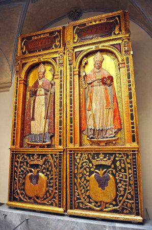university of granada: Gate Chapel, Granada Madrasa, Saint Gregory and Saint Cecil, Andalusia, Spain Editorial