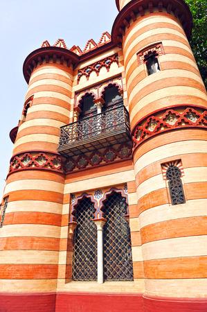 singular architecture: Costurero de la Reina in Seville, Andalusia, Spain