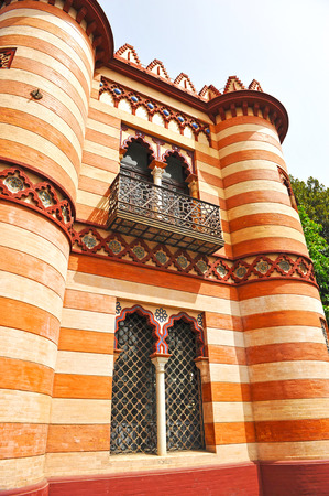 singular architecture: Costurero de la Reina in Seville, Andalusia, Spain