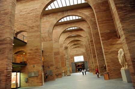 Roman museum, Merida, Badajoz Province, Extremadura, Spain