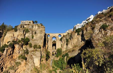 Tajo de Ronda, Malaga province, Andalusia, Spain Stock Photo - 34121461