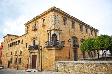 edificación: Dean House, Plasencia, provincia de C�ceres, Extremadura, Espa�a