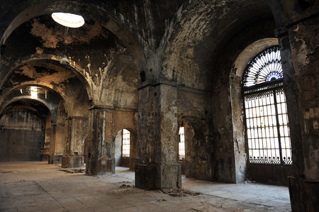 industrialist: Former Royal Ordnance Factory of Seville, Andalusia, Spain