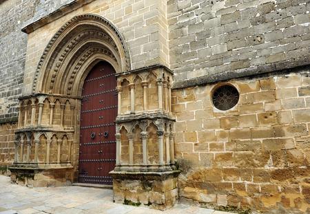 saint paul: Church of Saint Paul in Ubeda, Jaen province, Spain