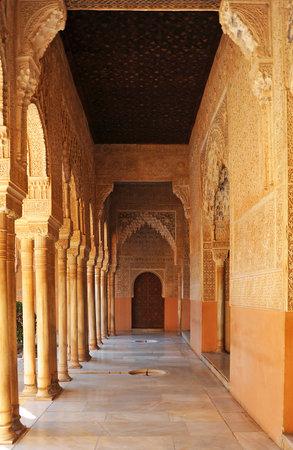 granada: Alhambra Palace, Granada, Andalusia, Spain