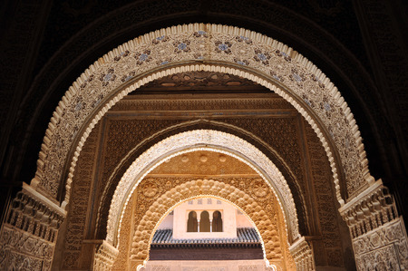 andalusia: Alhambra Palace, Granada, Andalusia, Spain