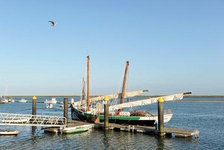 bon: Historical Boat, Caique Bon Sucesso, Olhao, Portugal