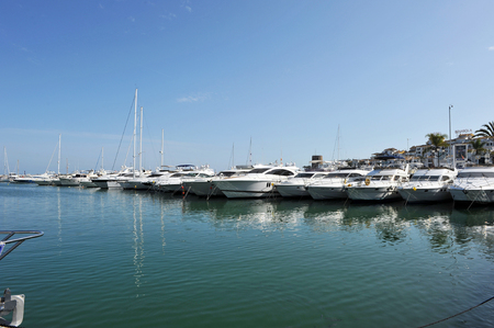 literas: Puerto Ban�s Marina, Marbella, Costa del Sol, M�laga, Espa�a