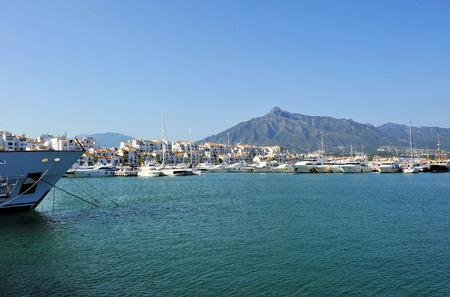 literas: Puerto Ban�s, Marbella, Costa del Sol, M�laga, Espa�a