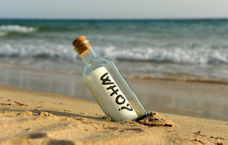 messages: Message in a bottle