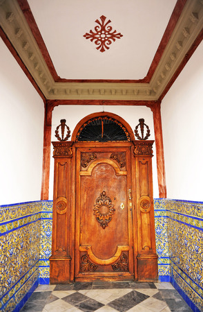 lordly: Andalusian manor house Priego de Cordoba, Andalucia, Spain
