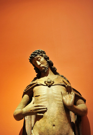 millan: Jesus Christ, Seville, Spain