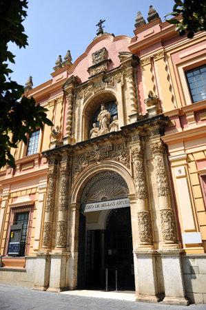 murillo: Museum of Fine Arts, convent of La Merced,  Andalusia, Spain