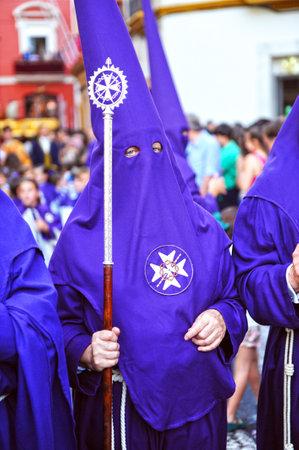 fraternidad: Semana Santa de Sevilla, hermandad, Andaluc�a, Espa�a