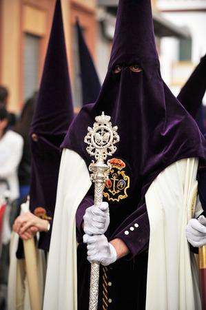 fraternidad: Semana de Pascua en Sevilla, hermandad, Andaluc�a, Espa�a