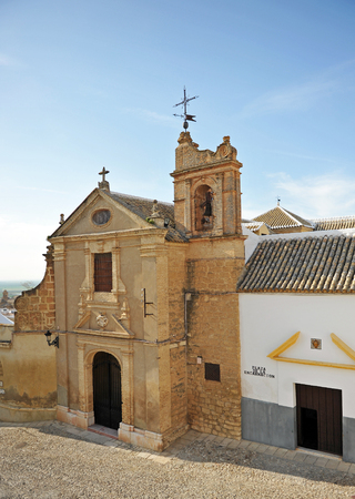 incarnation: Convent of the Incarnation, Osuna, Sevilla province, Spain